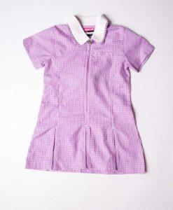 Braywick Court Purple/White Avon Summer Dress