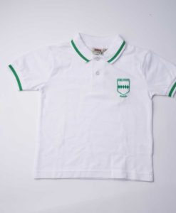Courthouse School Polo Shirt Beaver House