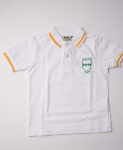 Courthouse School Polo Shirt Lion House
