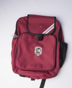 Claires Court The College Girls School Bag