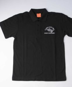 Claires Court The College Girls Drama Polo Shirt