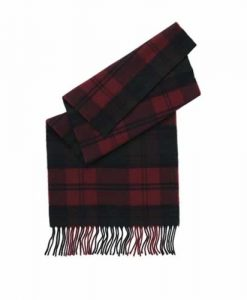 Claires Court The College Girls Tartan Scarf