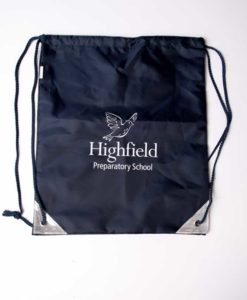 Highfield Swimming/PE Bag