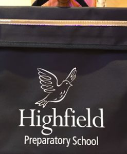 Highfield Book Bag Year 1 & 2