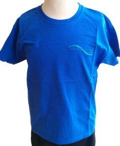 Manor Green Blue House T-Shirt