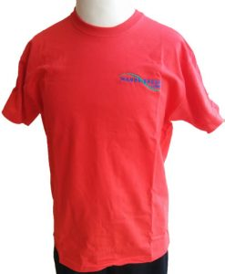 Manor Green Red House T-Shirt