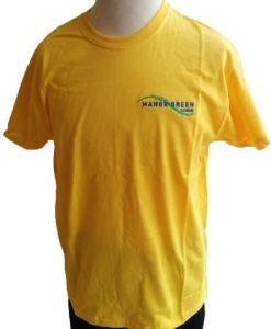 Manor Green Yellow House T-Shirt