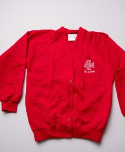 St Lukes Girls Cardigan