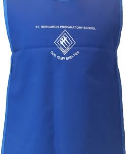 St Bernards Blue Tabard