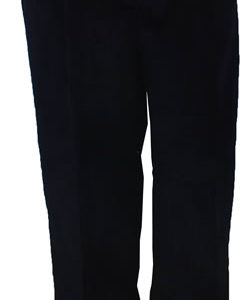 St Bernards Navy Cord Trousers