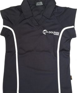 Dolphin Girls Polo Shirt
