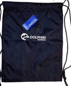 Dolphin Swimming Bag