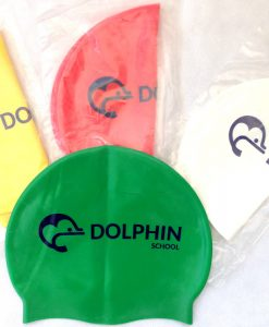 Dolphin Swimming Cap