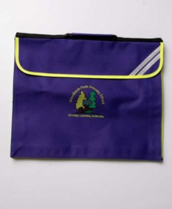 Woodlands Park Book Bag