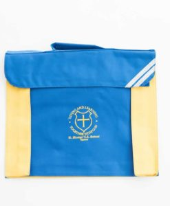 St Nicolas Reception Book Bag
