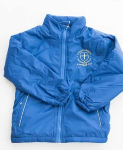 St Nicolas Reversible Fleece Jacket