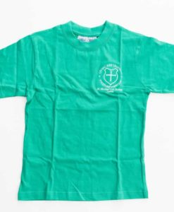 St Nicolas Green House T-Shirt