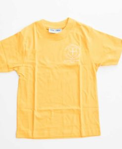St Nicolas Yellow House T-Shirt