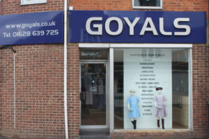 Goyals of Maidenhead - School Uniforms, Sportswear, Embroidered Clothing, Workwear
