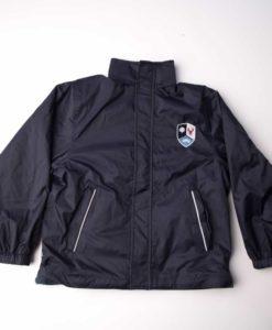 Forest Green School Reversible Jacket