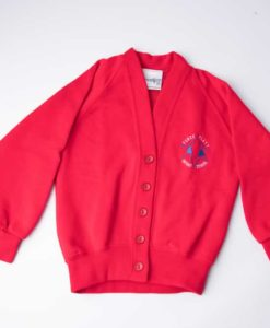 Furze Platt Infant School V Neck Cardigan