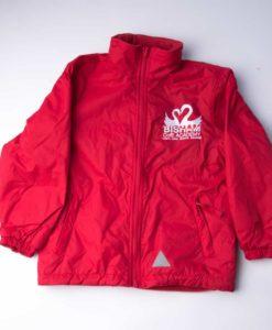 Bisham C of E Academy Showerproof Jacket