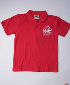 Bisham C of E Academy Hurricane House Polo Shirt