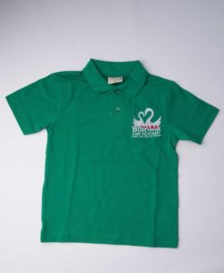 Bisham C of E Academy Spitfire House Polo Shirt