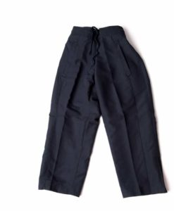Highfield Navy Tracksuit Bottoms