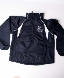 Highfield Navy Tracksuit Top