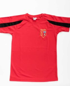 St Edmund Campion Red T-Shirt