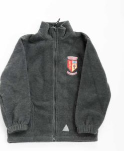 St Edmund Campion Grey Fleece