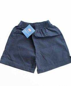 White Waltham Academy Navy PE Shorts