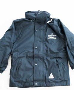 White Waltham Academy Navy Jacket