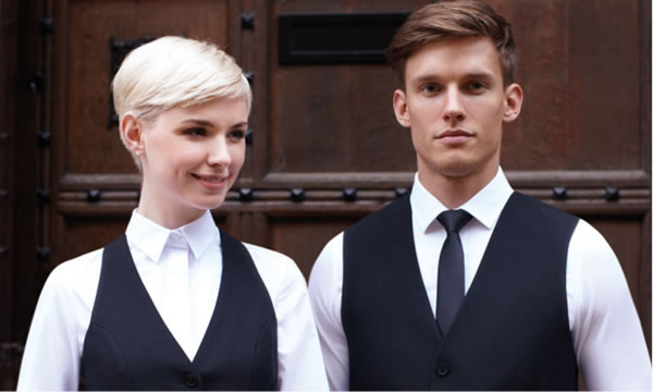 Events Hospitality Clothing Range by Goyals of Maidenhead