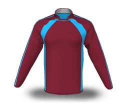 Sector Double Skin Reversible Top Long Sleeve