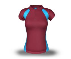 Sector Girls Polo Shirt