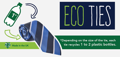 Eco Ties from Goyals of Maidenhead
